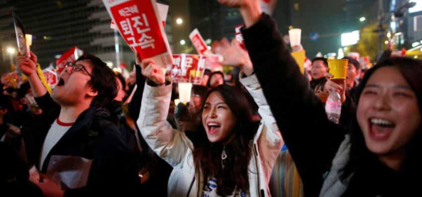 Vì cuộc sống tương lai chất lượng hơn của giới trẻ Hàn Quốc -5