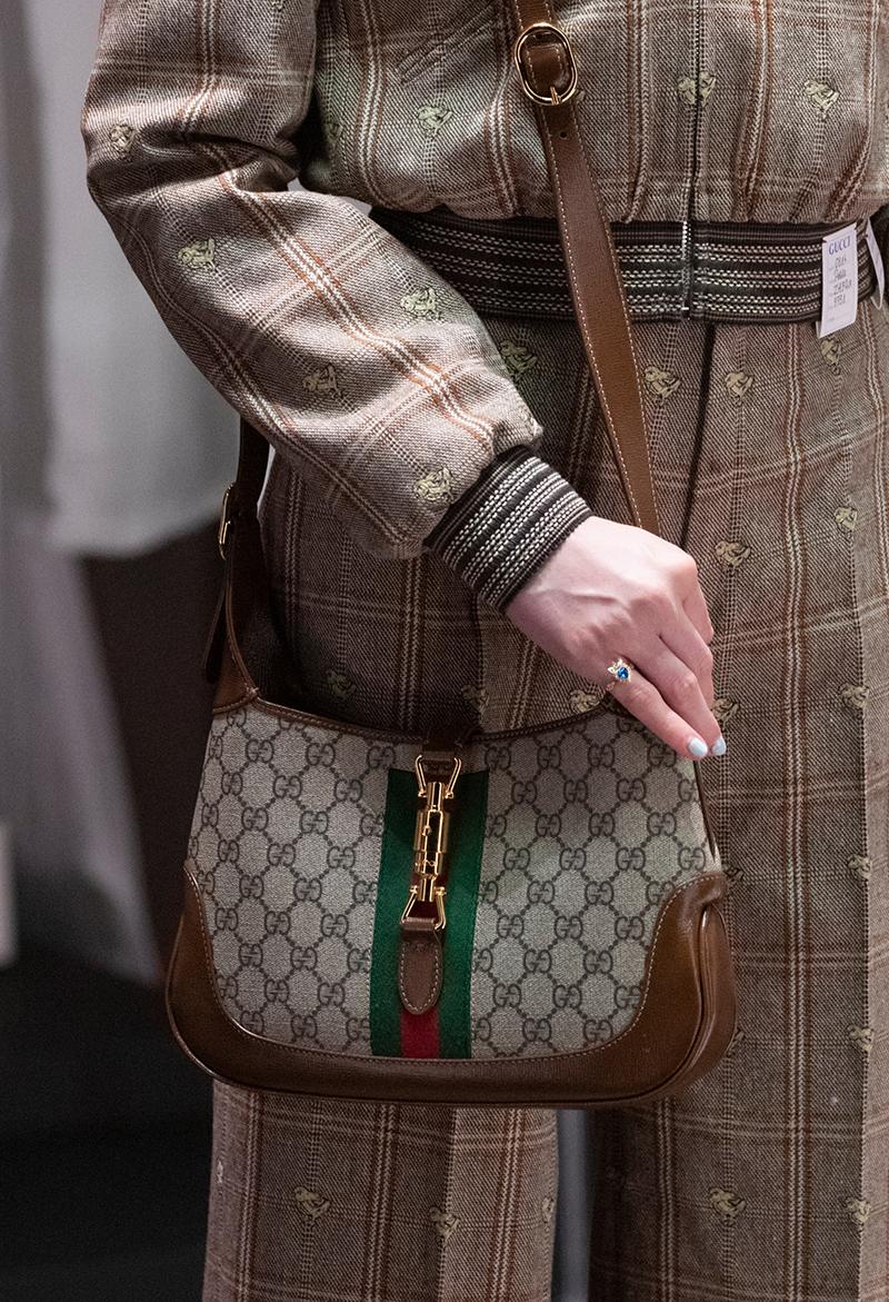 Chiếc túi di sản Gucci Jackie 1961 được hồi sinh - 5