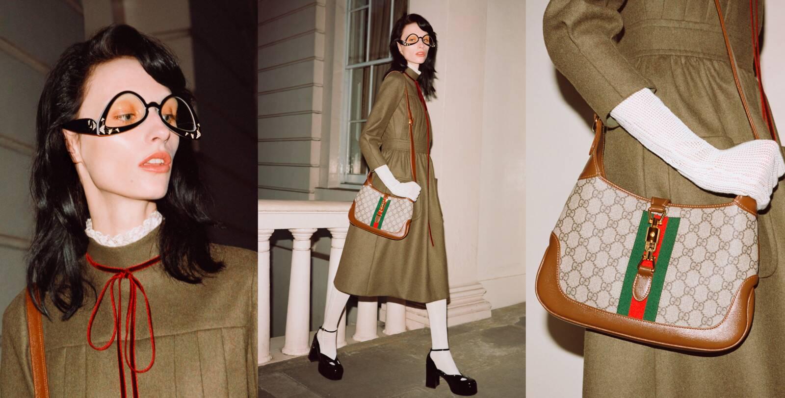 Chiếc túi di sản Gucci Jackie 1961 được hồi sinh - 3