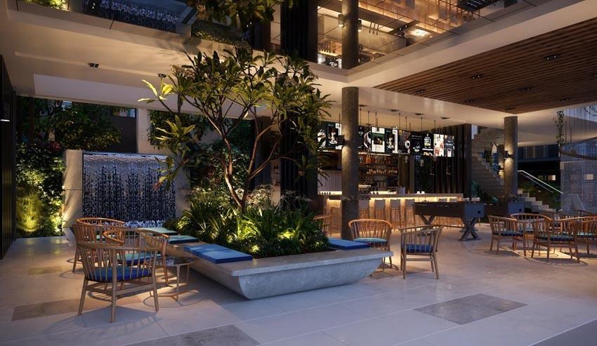 Khám phá Clubhouse phong cách resort trong khu biệt lập Bình Dương -2