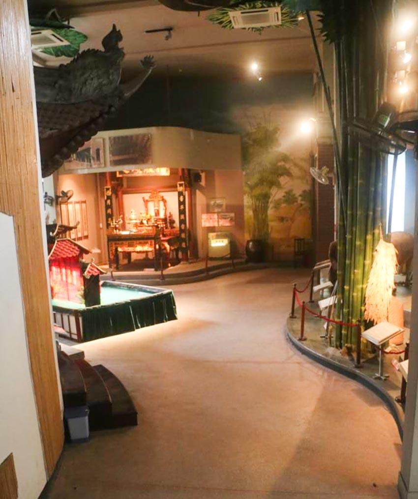 Khám phá bảo tàng đặc biệt bậc nhất vùng Đông Bắc -2