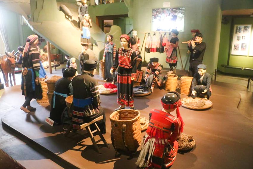 Khám phá bảo tàng đặc biệt bậc nhất vùng Đông Bắc -3