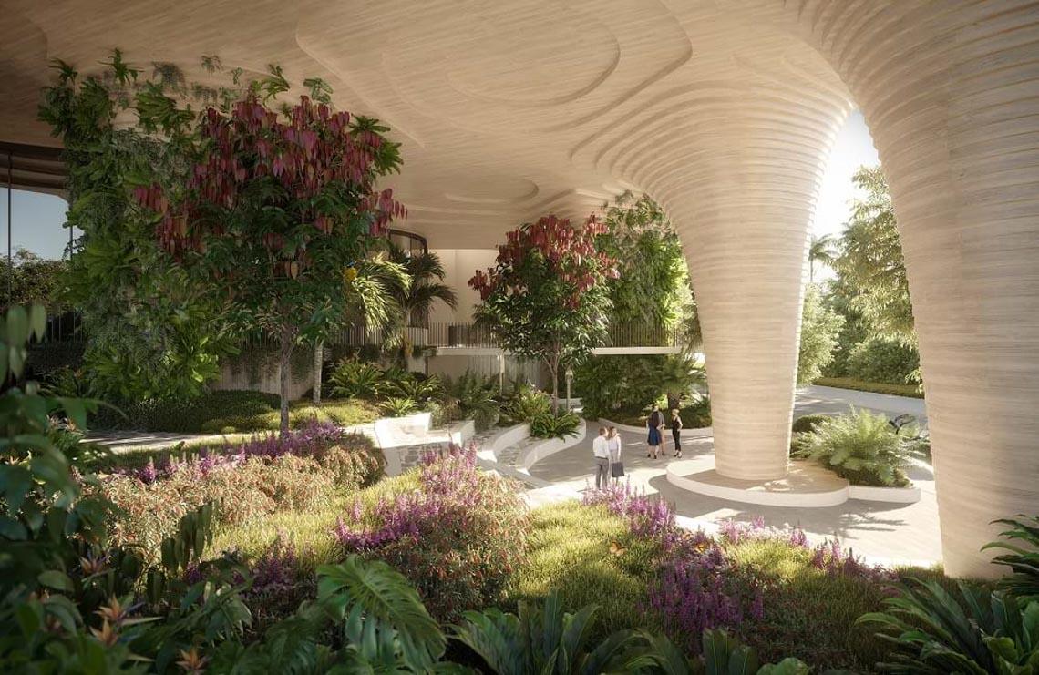 'Khu rừng thẳng đứng' bao trọn 382 căn hộ với 21.000 cây xanh -8