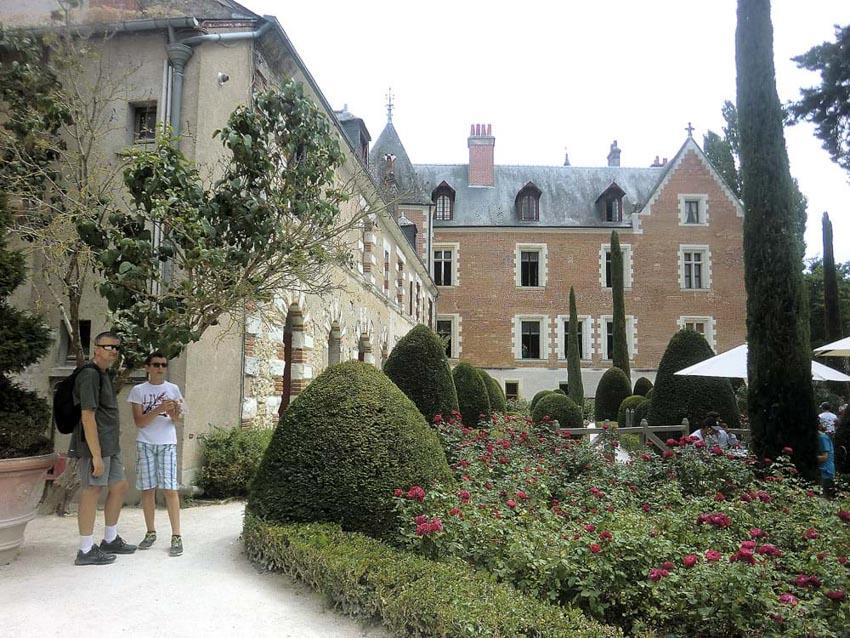 Lâu đài Amboise và danh họa Leonardo da Vinci -2