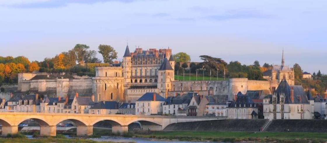Lâu đài Amboise và danh họa Leonardo da Vinci -1