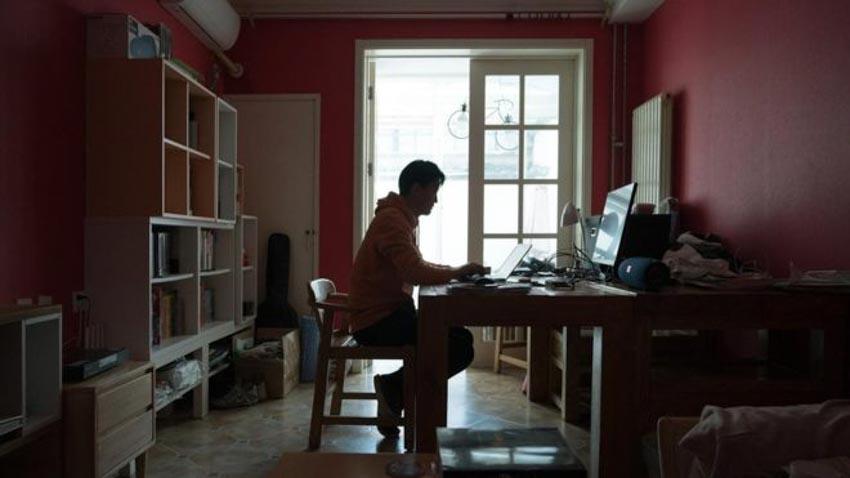 Mô hình làm việc tại nhà ở Trung Quốc trong đại dịch COVID-19 -1