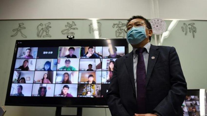 Mô hình làm việc tại nhà ở Trung Quốc trong đại dịch COVID-19 -4