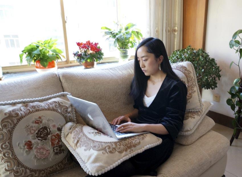 Mô hình làm việc tại nhà ở Trung Quốc trong đại dịch COVID-19 -9
