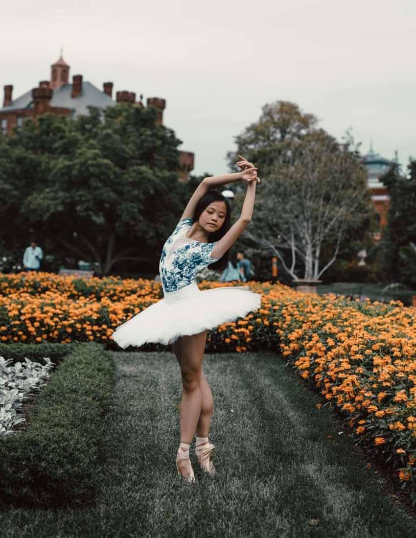 Trần Hà Nhi: Tuổi 17 thênh thang của một nghệ sĩ ballet -1