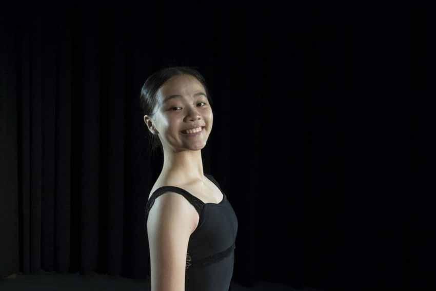 Trần Hà Nhi: Tuổi 17 thênh thang của một nghệ sĩ ballet -3