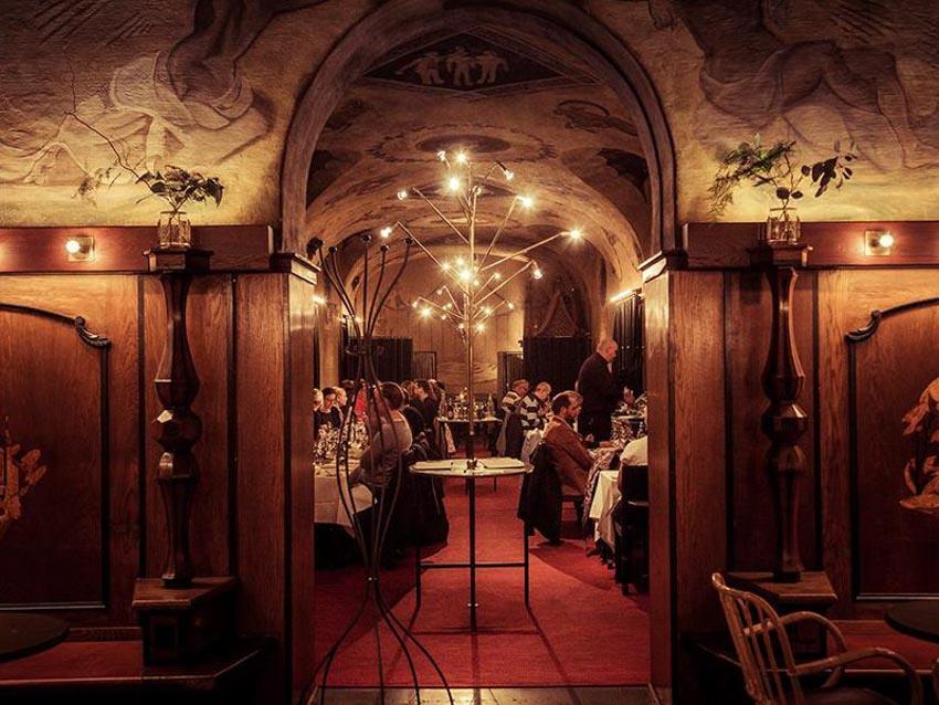 Nhà hàng Thụy Điển chuyên phục vụ cho các bữa tiệc Nobel -1