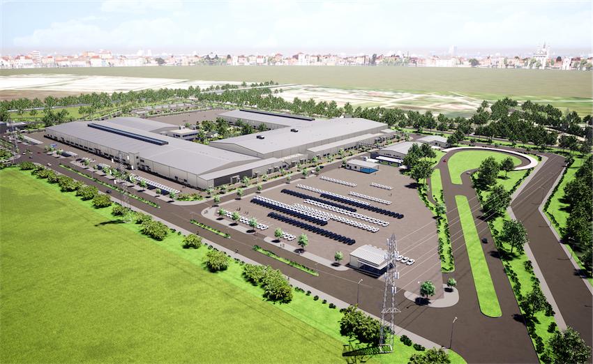 Tập đoàn Thành Công động thổ dự án Nhà máy Hyundai Thành Công số 2 tại Ninh Bình - 3