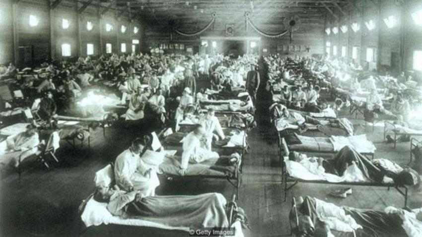Những bài học từ dịch cúm Tây Ban Nha -9