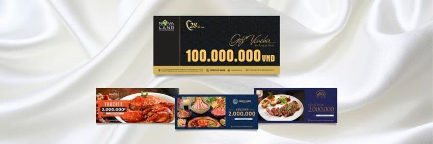 Mừng sinh nhật 28 năm - Novaland tri ân khách hàng với gói quà tặng lên đến 2.800 tỷ -2