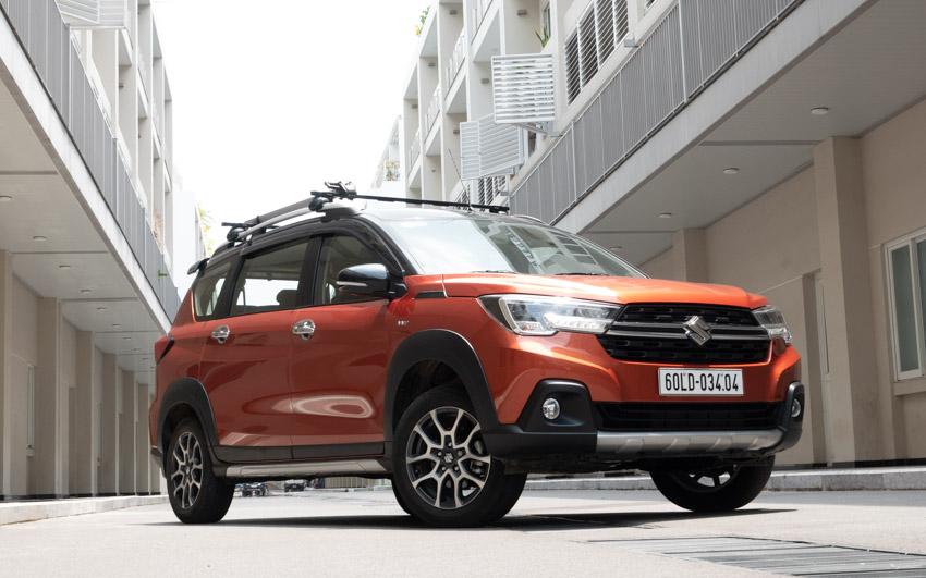 Suzuki XL7 hoàn toàn mới - Khám phá những giá trị tiện dụng của chiếc SUV đô thị - 64 - 61