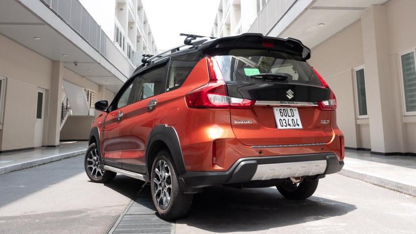 Suzuki XL7 hoàn toàn mới - Khám phá những giá trị tiện dụng của chiếc SUV đô thị - 64