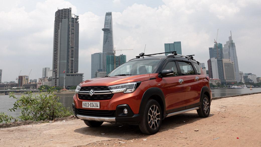 Suzuki XL7 hoàn toàn mới - Khám phá những giá trị tiện dụng của chiếc SUV đô thị - 02