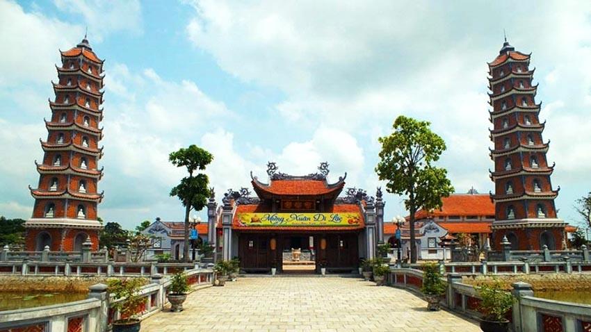 Tìm về dấu tích ngôi chùa cổ nhất miền Trung -1