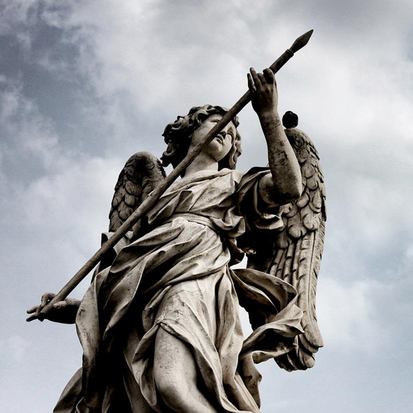 Tráng lệ cầu của những Thiên Thần -7