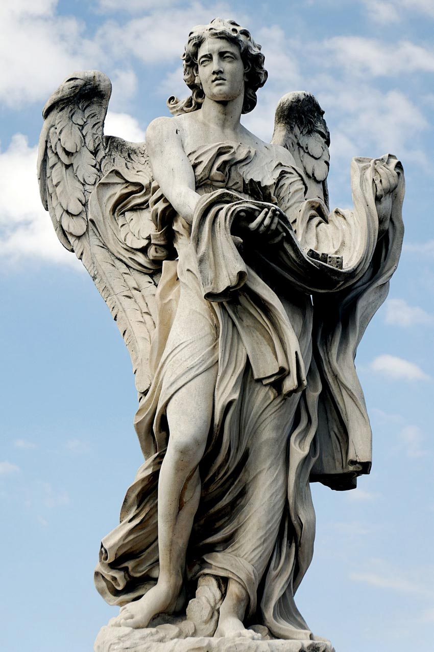 Tráng lệ cầu của những Thiên Thần -13
