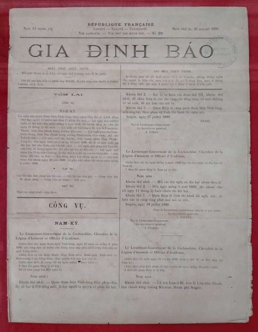 Trương Vĩnh Ký - một nhân vật đa diện - 1