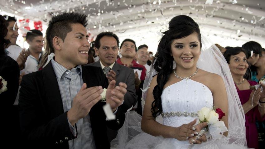 Tuổi kết hôn của phụ nữ trên khắp thế giới -5