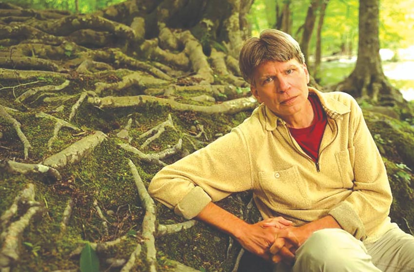 Vòm rừng: Đạo đức của người và đạo đức của cây -1
