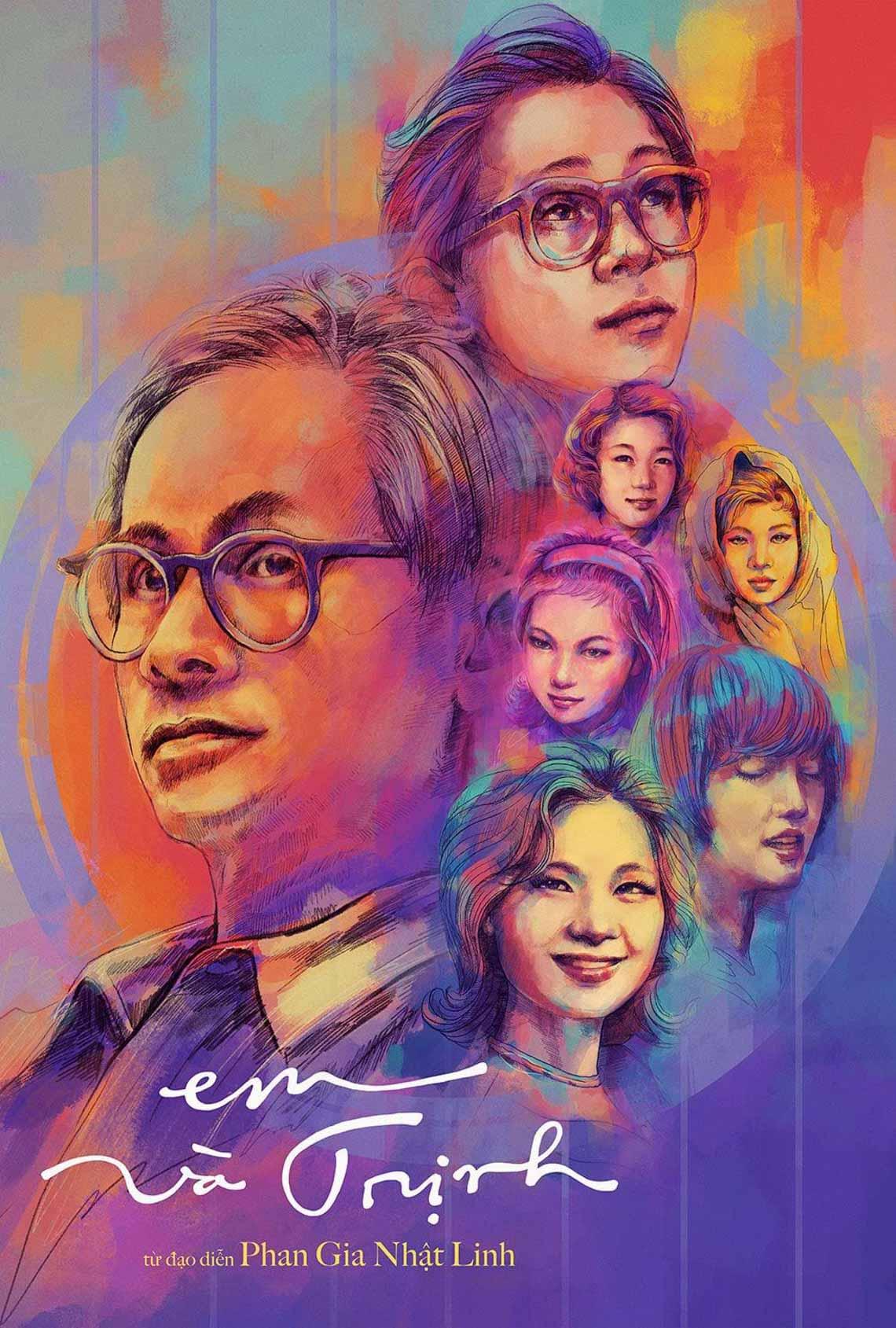 Chuyện tình xuyên biên giới Trịnh Công Sơn - Michiko lên phim 'Em và Trịnh' -1