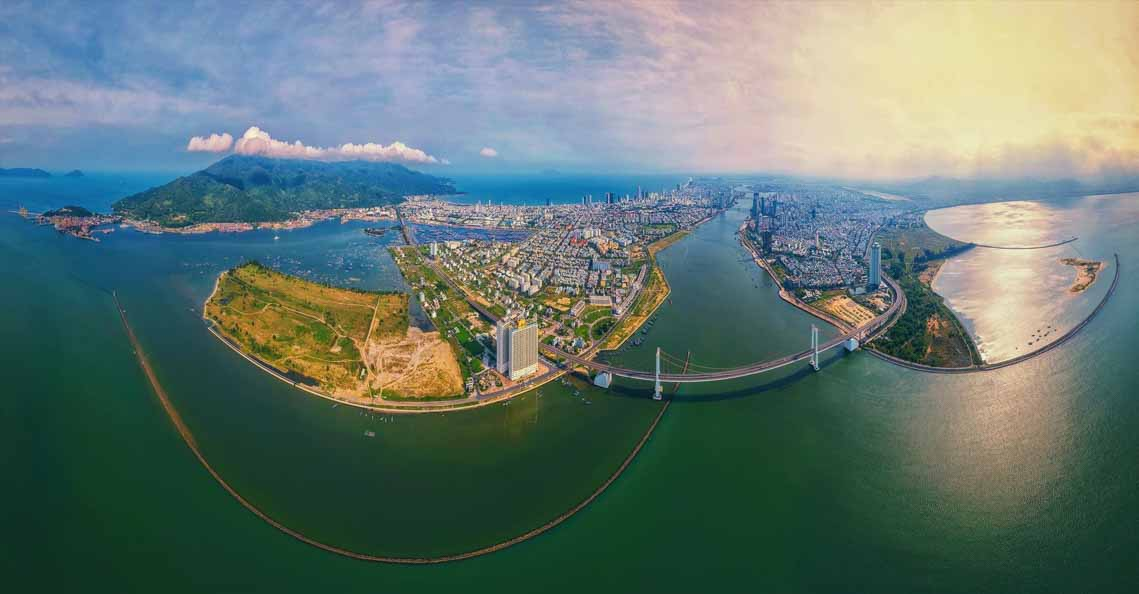 Xu hướng phát triển đô thị lựa chọn khu vực giáp biển -4