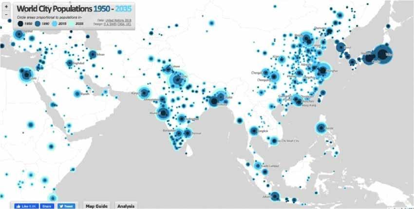 Xu hướng phát triển đô thị lựa chọn khu vực giáp biển -7