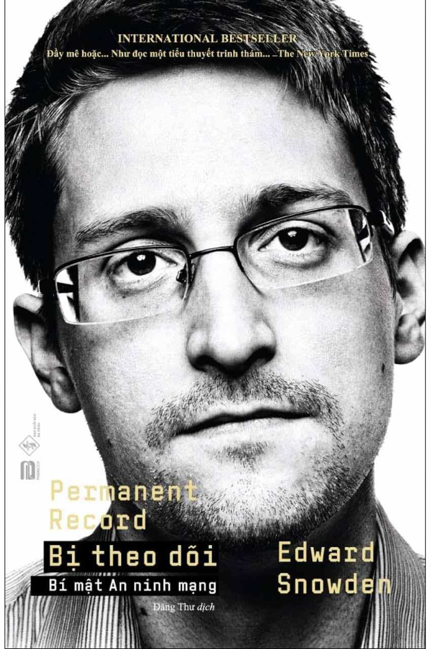 Cựu điệp viên Mỹ Edward Snowden: 'Chúng ta đang chết đuối giữa biển thông tin!' -2