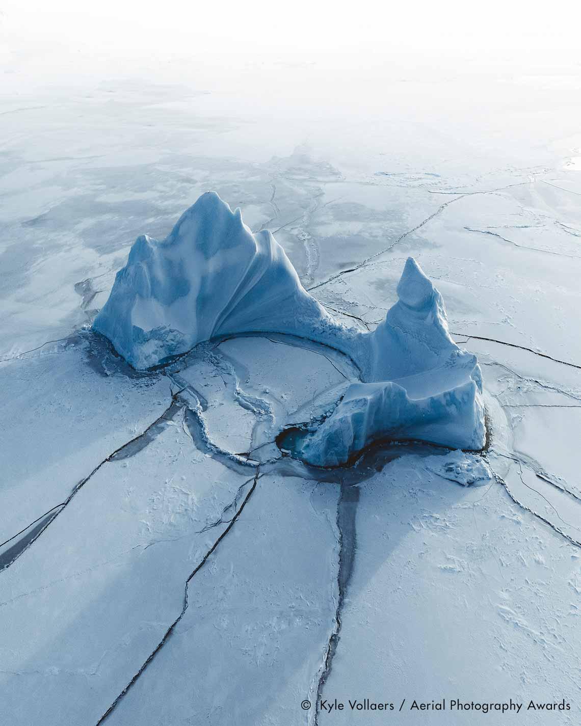 Những bức ảnh ấn tượng đoạt giải trong cuộc thi Nhiếp ảnh Trên không lần thứ nhất -1