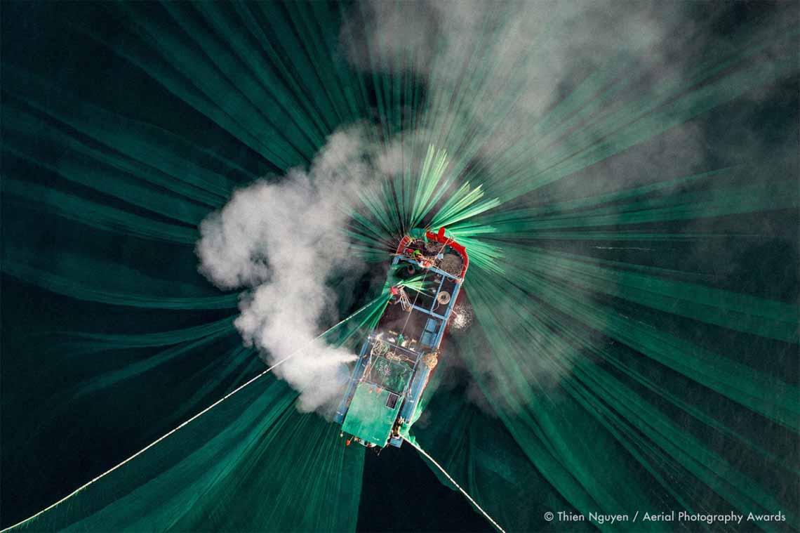 Những bức ảnh ấn tượng đoạt giải trong cuộc thi Nhiếp ảnh Trên không lần thứ nhất -8