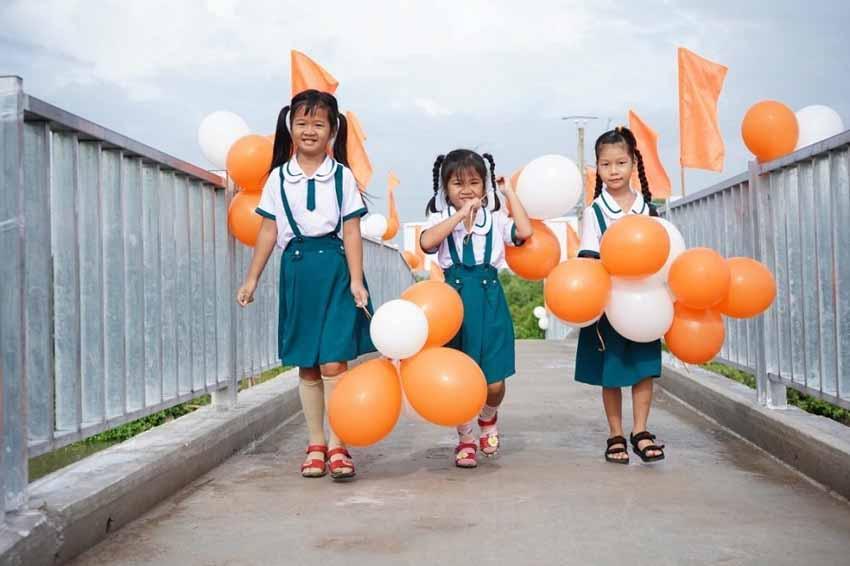 Tôn Đông Á viết tiếp câu chuyện 'cùng xây cuộc sống xanh' -4