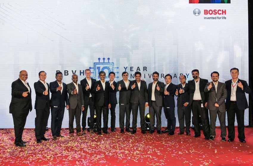 10 năm khẳng định vị thế dẫn đầu của Trung tâm Nghiên cứu Phát triển Công nghệ và các giải pháp doanh nghiệp Bosch tại Việt Nam -1
