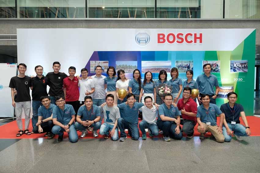 10 năm khẳng định vị thế dẫn đầu của Trung tâm Nghiên cứu Phát triển Công nghệ và các giải pháp doanh nghiệp Bosch tại Việt Nam -2
