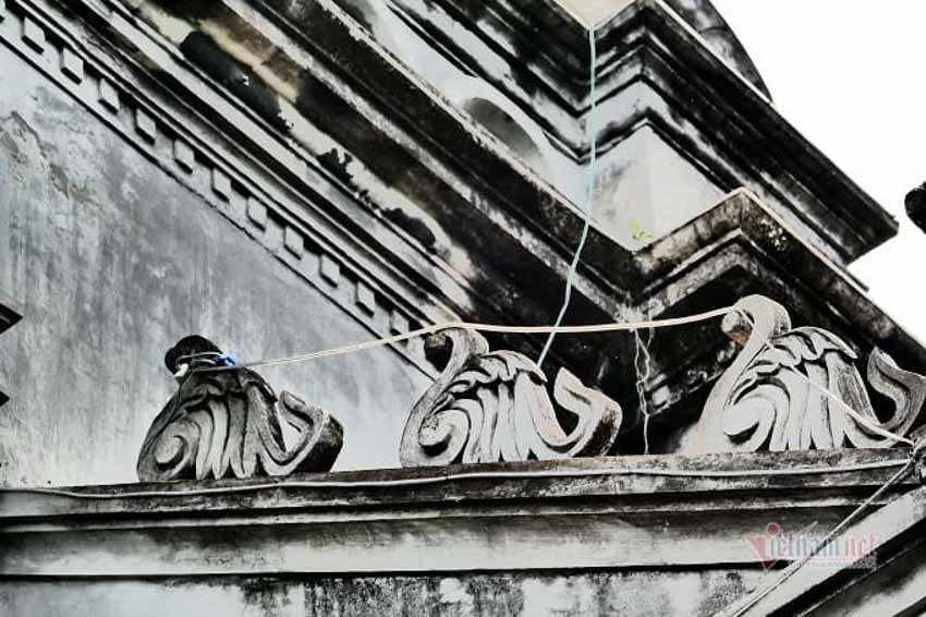 Chuyện chưa kể về nhà thờ hơn 100 tuổi nằm trên mỏm núi hình con rùa -4
