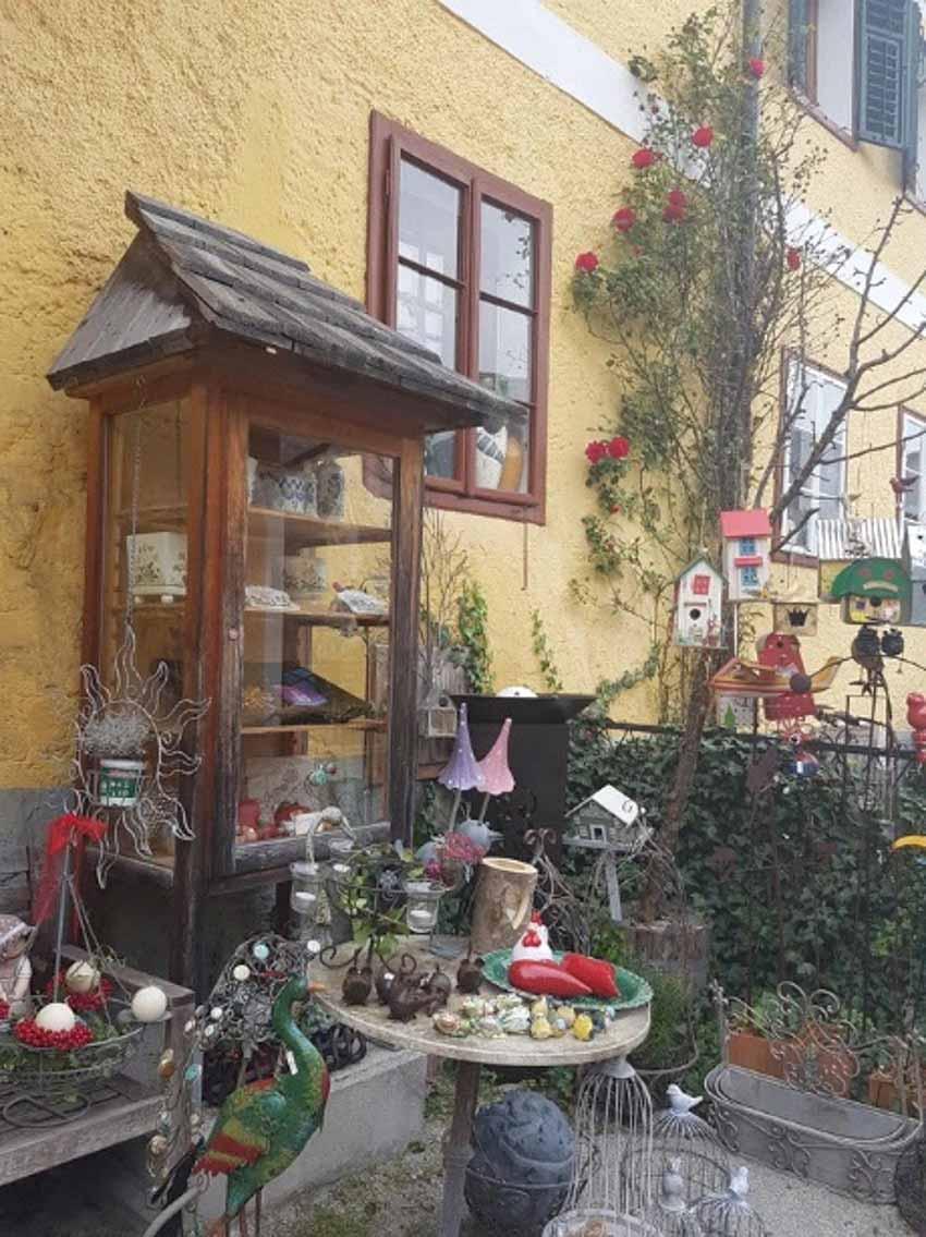 Hallstatt - Ngôi làng cổ tích ở châu Âu -4