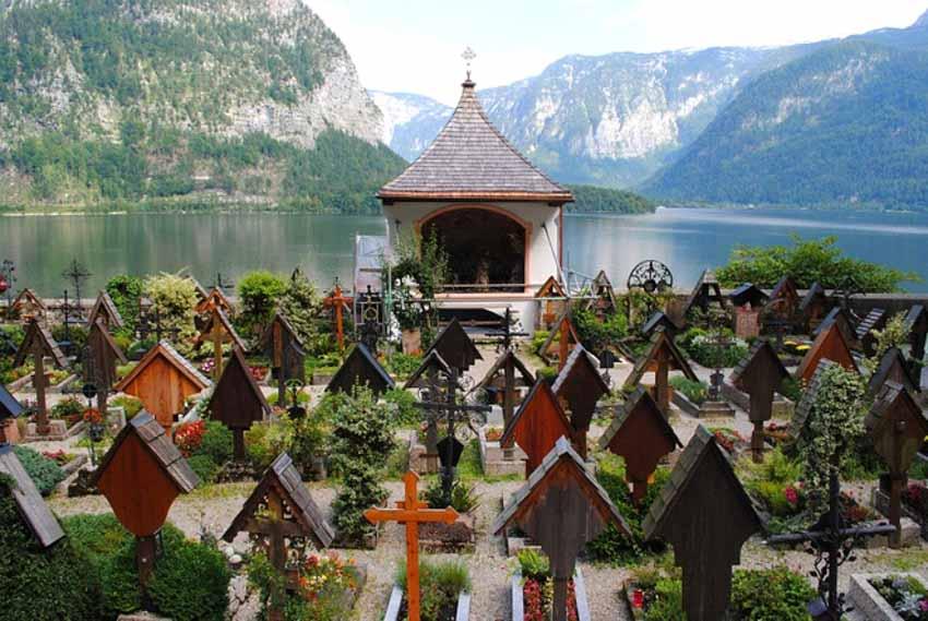 Hallstatt - Ngôi làng cổ tích ở châu Âu -6
