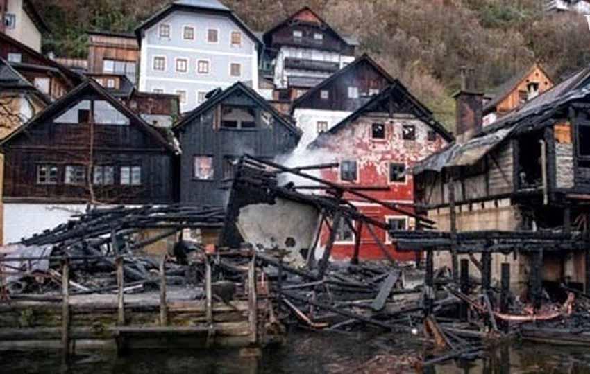Hallstatt - Ngôi làng cổ tích ở châu Âu -13