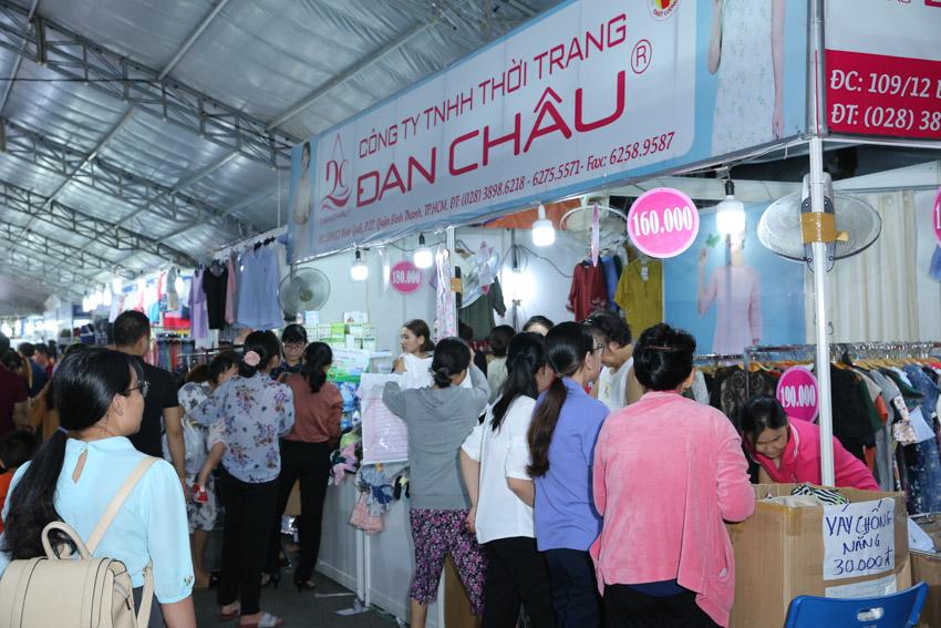 Khai mạcHội chợ Khuyến mại 2020 tại thành phố Hồ Chí Minh - 4