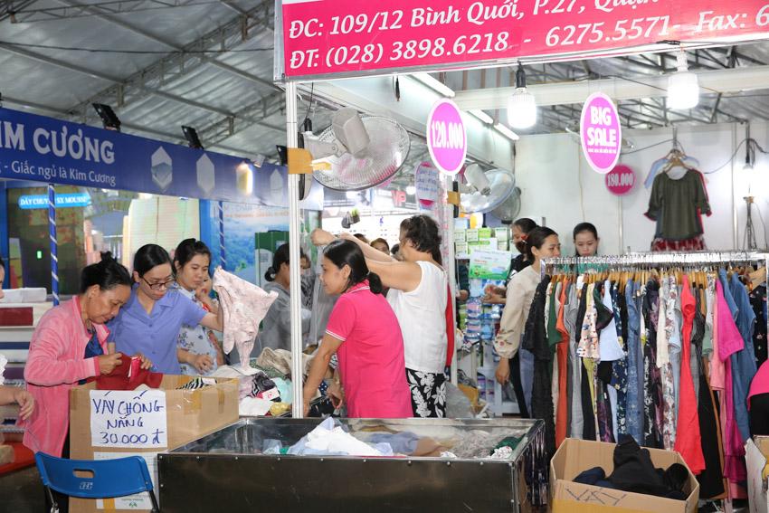 Khai mạcHội chợ Khuyến mại 2020 tại thành phố Hồ Chí Minh - 5