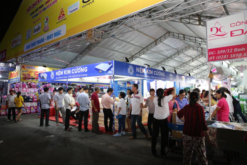 Khai mạcHội chợ Khuyến mại 2020 tại thành phố Hồ Chí Minh - 2