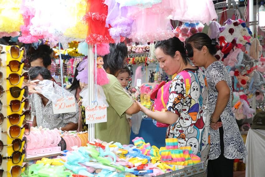 Khai mạcHội chợ Khuyến mại 2020 tại thành phố Hồ Chí Minh - 3
