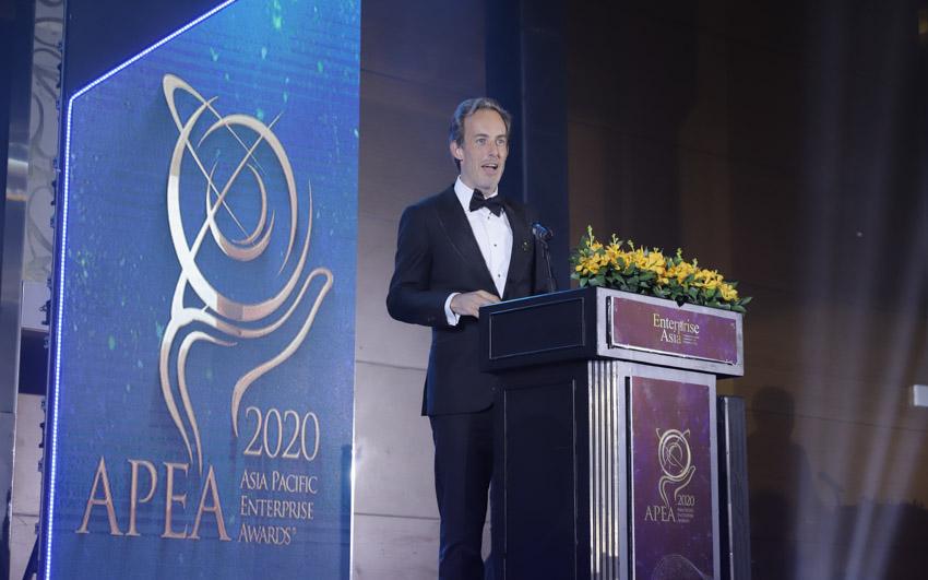 35 doanh nghiệp Việt Nam nhận giải thưởng kinh doanh xuất sắc Châu Á năm 2020 - 2