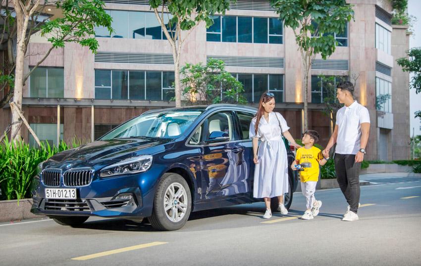 BMW ưu đãi 100% phí trước bạ dịp cuối năm - 2