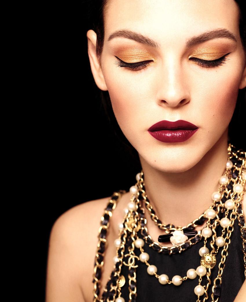 Holiday Collection 2020 les Chaînes D'or de Chanel - 3