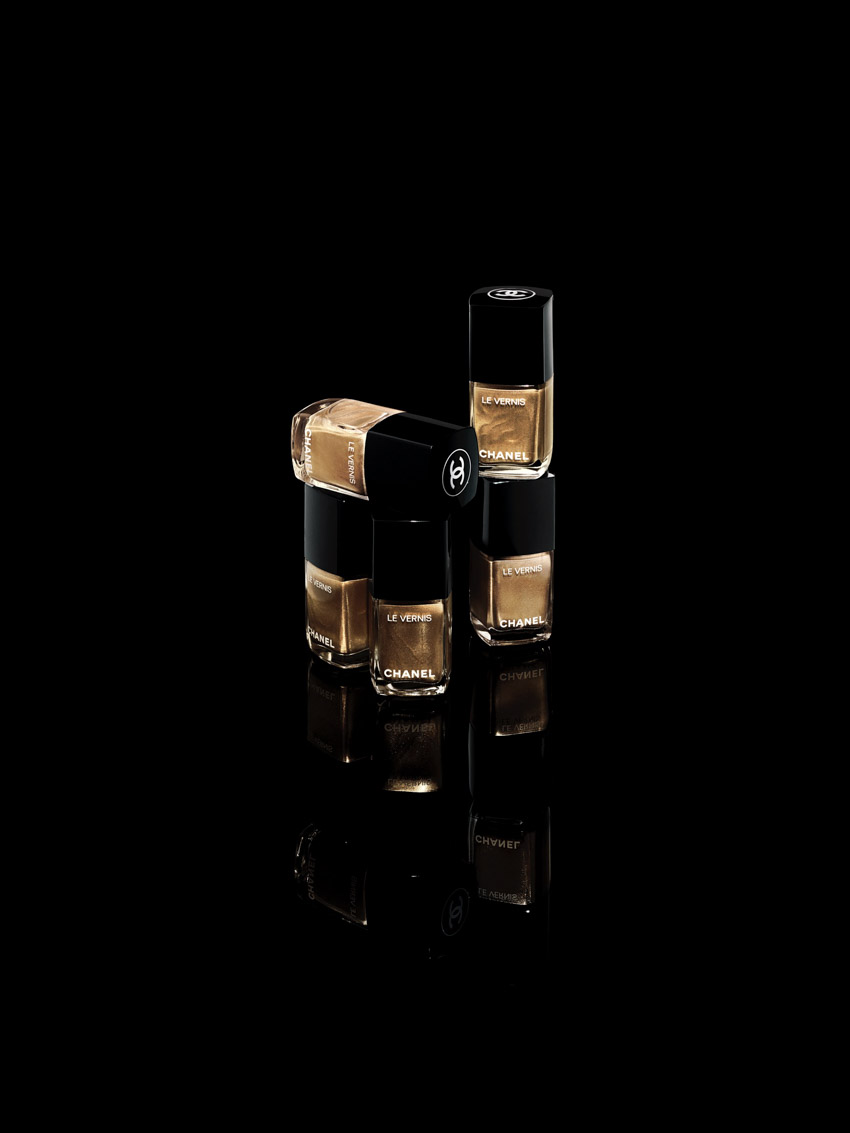 Holiday Collection 2020 les Chaînes D'or de Chanel - 7