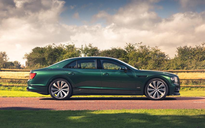 Bentley Flying Spur 2020 hoàn toàn mới, phong cách limousine bốn cửa đầu tiên tại Việt Nam - 12