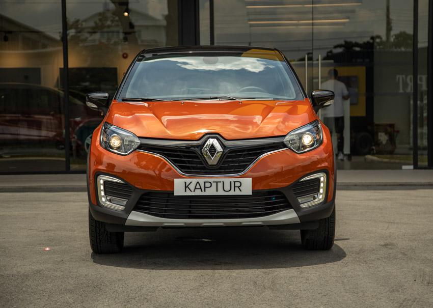 Chi tiết Renault Kaptur - Mẫu crossover lần đầu tiên xuất hiện tại Việt Nam - 1
